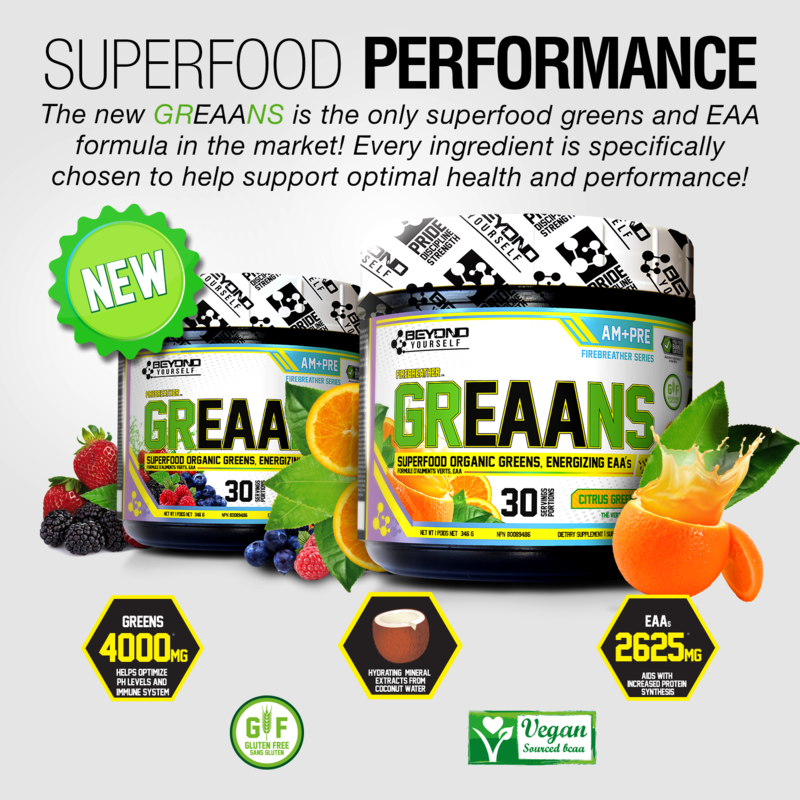 Supplements – Beyond Yourself