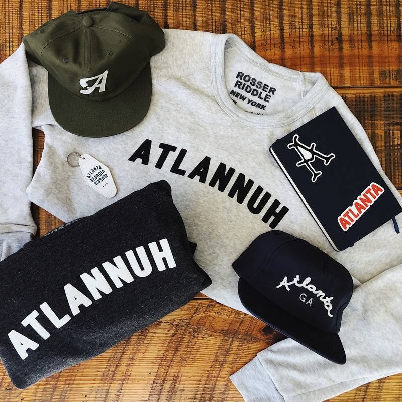 PRE-ORDER | Atlannuh Sweatshirt | Limited Edition Charcoal
