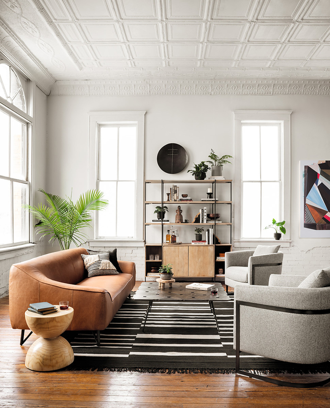 Burke Decor features designer home furnishings and modern ...