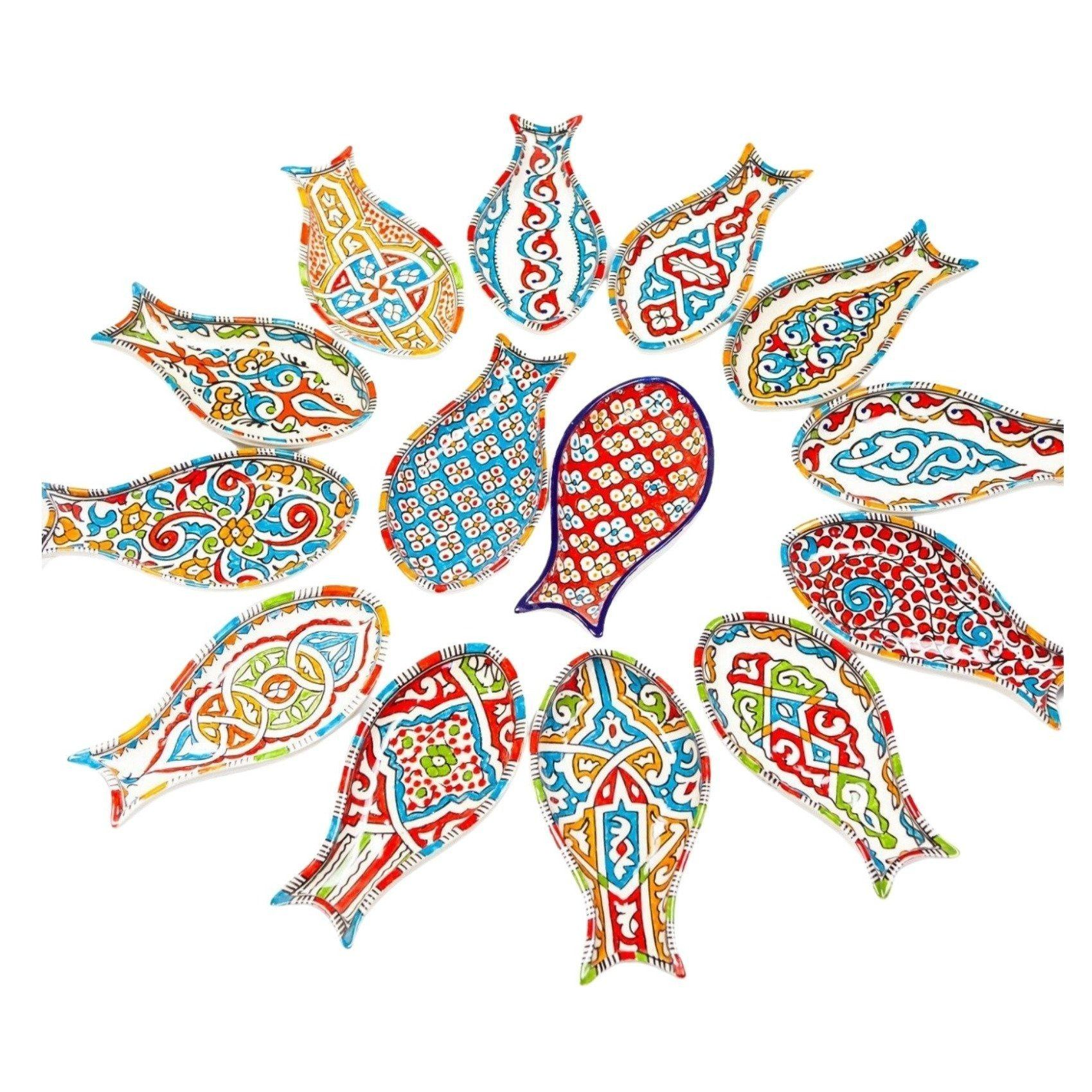 Fish Ceramic Pottery Dishes
