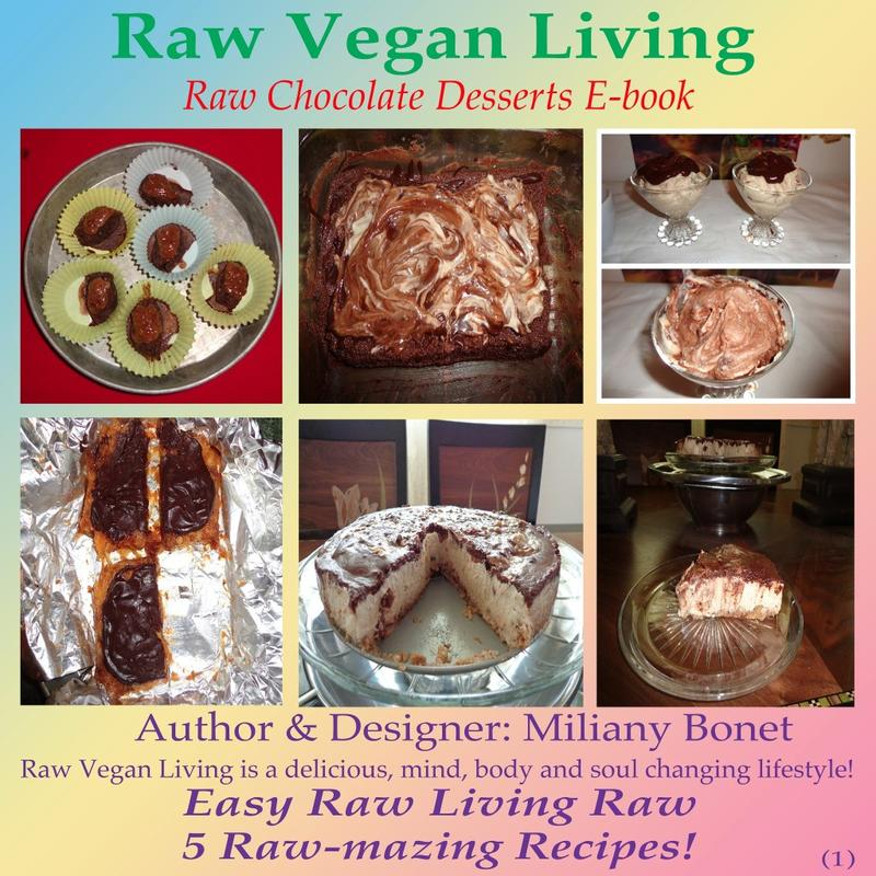 Raw vegan living blog a 100 plant based blog sharing healthy join our list forumfinder Choice Image
