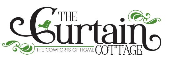 The Curtain Cottage: Curtains, Ruffled Curtains, Valances, Custom