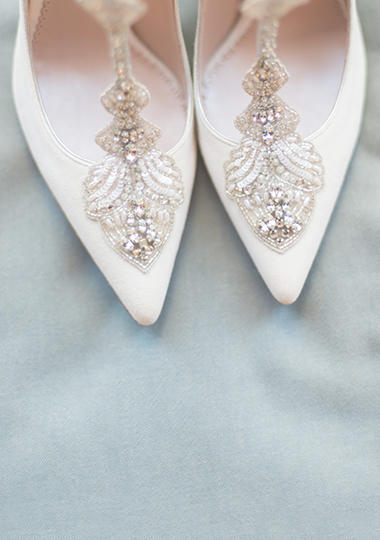 Tips On Matching Your Wedding Shoes With The Bridal Dress