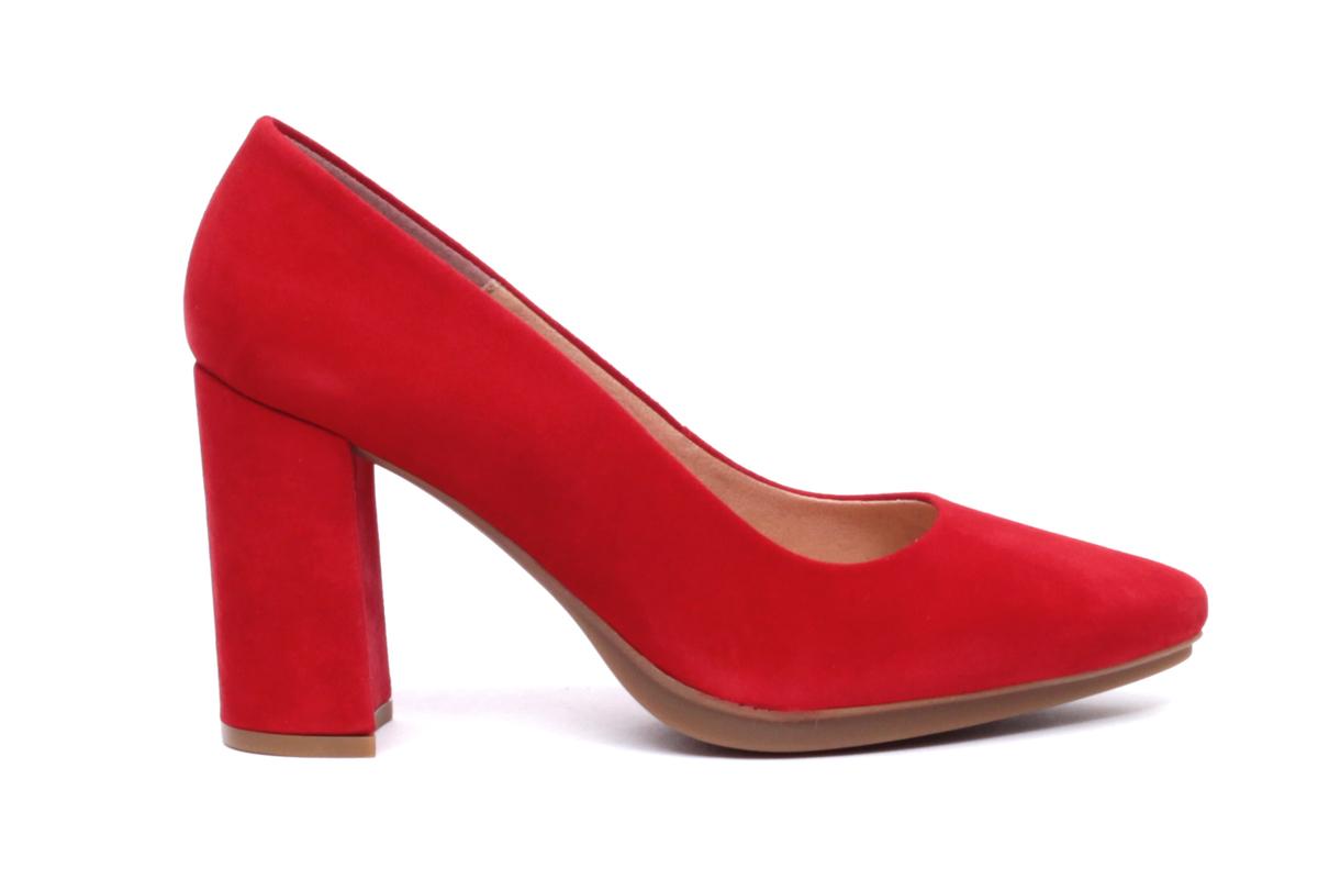 Alto Tacón – Sandalia Shoponline Plataforma De Mimao Con Rojo Mujer 8O0vNwnm