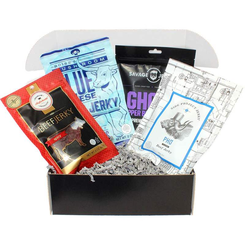 efc3c62cb67d JerkyGent Beef Jerky Subscription Box - Discover The Best Craft Jerky