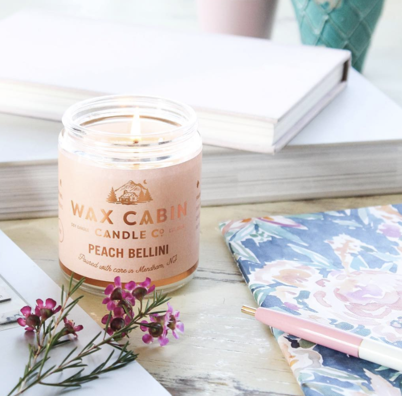Cozy Cabin – Wax Cabin Candle Co
